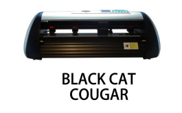 Black Cat Cougar Vinyl Cutter