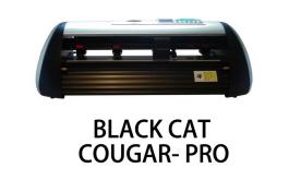 Black Cat Cougar Vinyl Cutter